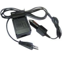 Patona nabíječka 4v1 Panasonic CGA-S006E, 230V/12V - PT5542