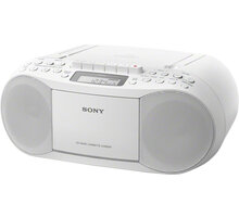 Sony CFD-S70, bílá - CFDS70W.CET