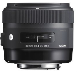 SIGMA 30/1.4 DC HSM ART pro CANON