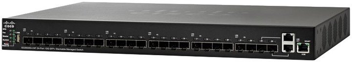 Cisco SG350XG-24T 24-port 10GBase-T Switch