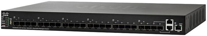 Cisco SG350XG-24T 24-port 10GBase-T Switch