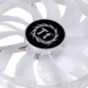 Thermaltake Pure 20 LED, bílá