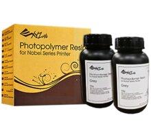 XYZprinting UV Curable Resin Photopolymer 500gx2 Clear - RUGNRXTW12A