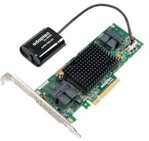 ADAPTEC RAID 81605ZQ Single SAS/SATA 16 portů, x8 PCIe