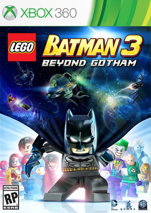 LEGO Batman 3: Beyond Gotham - X360
