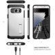 Spigen Case Slim Armor pro Galaxy Note 7, satin silver