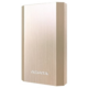 ADATA A10050 Power Bank 10050mAh, zlatá
