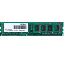 Patriot Signature Line 4GB DDR3 1600 CL 11 - PSD34G160081