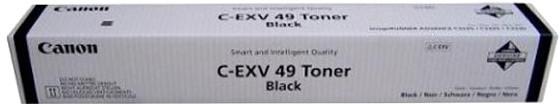 Canon C-EXV 49, black