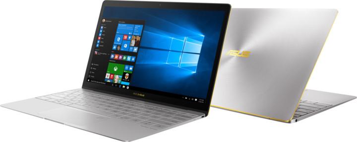 ASUS ZenBook 3 UX390UA-GS033T, šedá