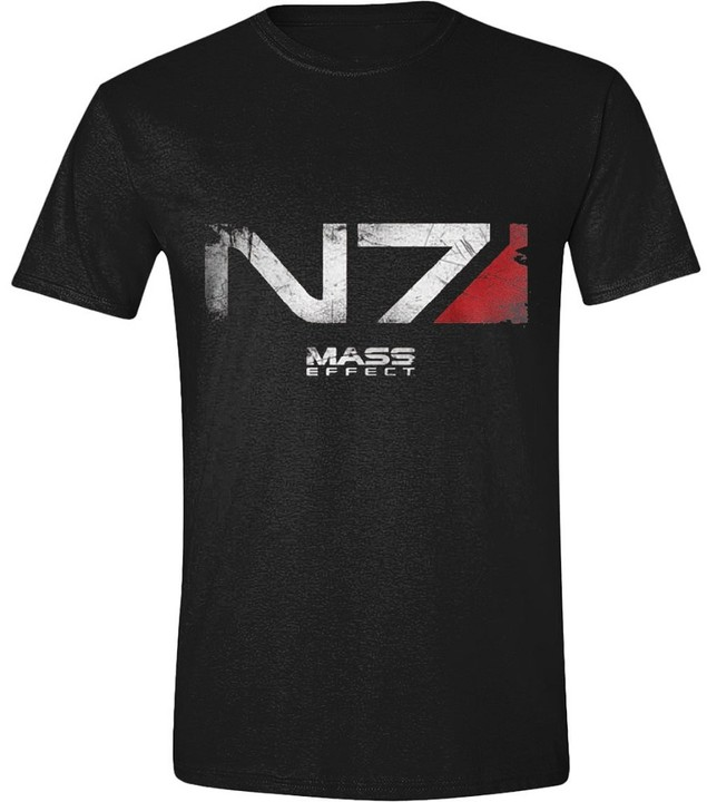 Mass Effect - N7 Logo (XL)