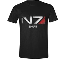 Mass Effect - N7 Logo (S)