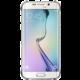 Samsung EF-QG925B pouzdro pro Galaxy S6 Edge (G925), stříbrná