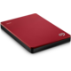 Seagate BackUp Plus Slim - 1TB, červená