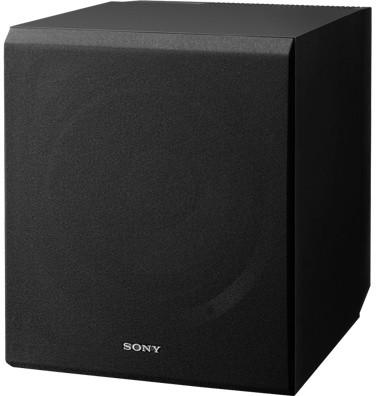 Sony SA-CS9, subwoofer, černá
