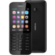 Nokia 222 Dual SIM, černá