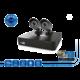 iGET HOMEGUARD HGDVK46702, 4-kanálový HD DVR kamerový systém + 2x HGPRO728 kamera HD720p, IP66