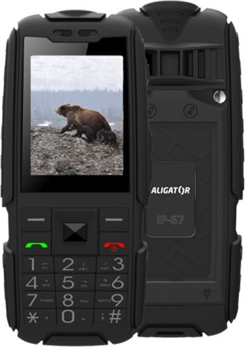 Aligator R20 eXtremo, černá