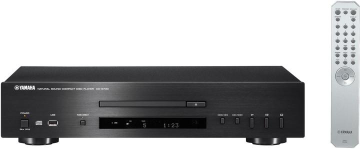 Yamaha CD-S700, černá