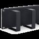 "Triton vyvazovací panel RAB-VP-X22-A1, 19"", 2U, 70x85mm, 6x háček, černý"