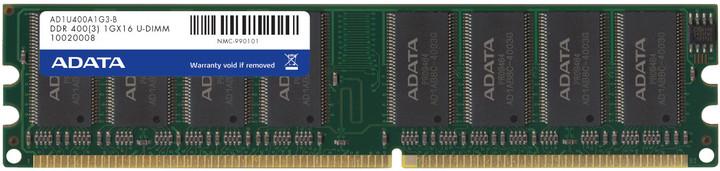 ADATA Premier Series 2GB (2x1GB) DDR 400, retail