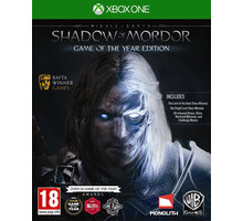 Middle Earth: Shadow of Mordor Game of The Year Edition - XONE - 8595071033375