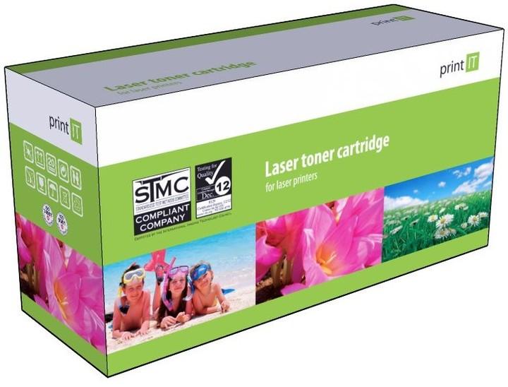 PRINT IT alternativní Canon CRG-726BK černá