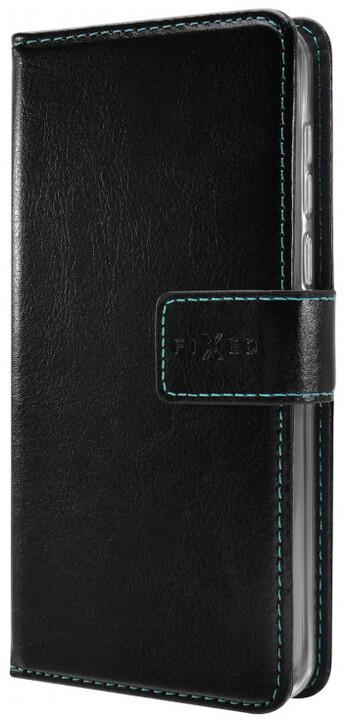FIXED Opus pouzdro typu kniha pro Samsung Galaxy S8 Plus, černé