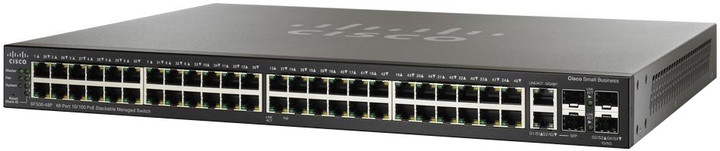 Cisco switch SF500-48P