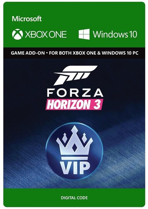 Forza Horizon 3 - VIP (Xbox Play Anywhere) - elektronicky