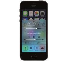 Apple iPhone 5S - 16GB, vesmírná šedá - ME432CS/A + Zdarma CulCharge Lightning kabel - přívěsek (v ceně 339,-)