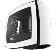 NZXT Manta, bílo-černá, okno - CA-MANTW-W1