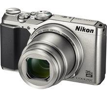 Nikon Coolpix A900, stříbrná - VNA911E1