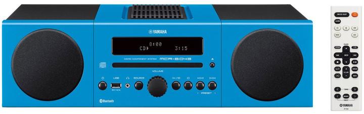 Yamaha MCR-B043, světle modrá