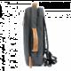 PKG Laptop Backpack - tmavě šedý