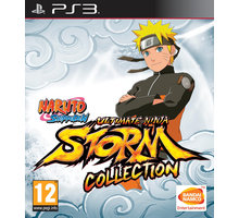 Naruto Shippuden: Ultimate Ninja Storm Collection (PS3)
