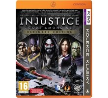 Injustice: Gods Among Us Ultimate Edition (PC) - PC - 5051892148993