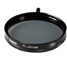 Hama filtr polarizační cirkulární 72 mm, černý - 72572