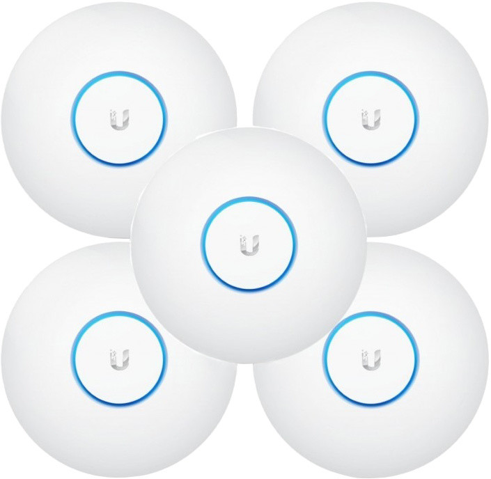 Ubiquiti UniFi AC Long Range, sada 5ks