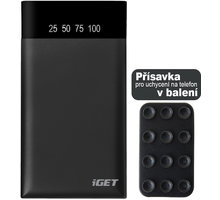 iGET POWER B-5000, 5000mAh