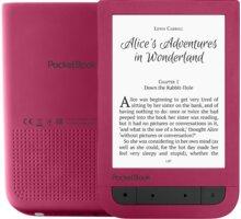 PocketBook 631 Touch HD, červená - EBKPK1566