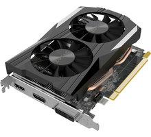 Zotac GeForce GTX 1050 Ti OC, 4GB GDDR5 - ZT-P10510B-10L