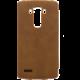 Nillkin Qin S-View Pouzdro Brown pro LG H815 G4