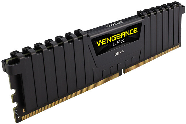 Corsair Vengeance LPX Black 16GB (4x4GB) DDR4 2133 CL15