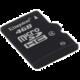 Kingston Micro SDHC 4GB Class 4 + SD adaptér + USB čtečka