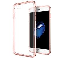 Spigen Ultra Hybrid pro iPhone 7+, rose crystal - 043CS20549
