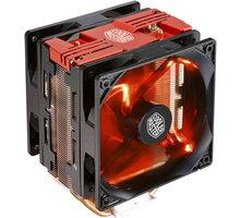 CoolerMaster Hyper 212 LED Turbo (Red Top Cover) - RR-212TR-16PR-R1