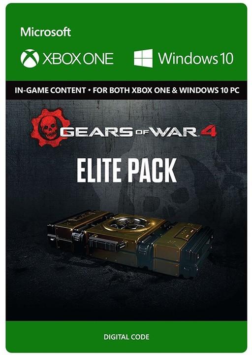 Gears of War 4 - Elite Pack (Xbox Play Anywhere) - elektronicky