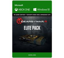 Gears of War 4 - Elite Pack (Xbox Play Anywhere) - elektronicky - PC - 7LM-00009