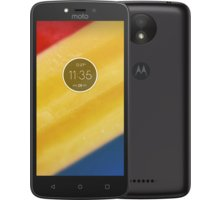 Motorola Moto C Plus - 16GB, Dual Sim, černá - PA800049CZ